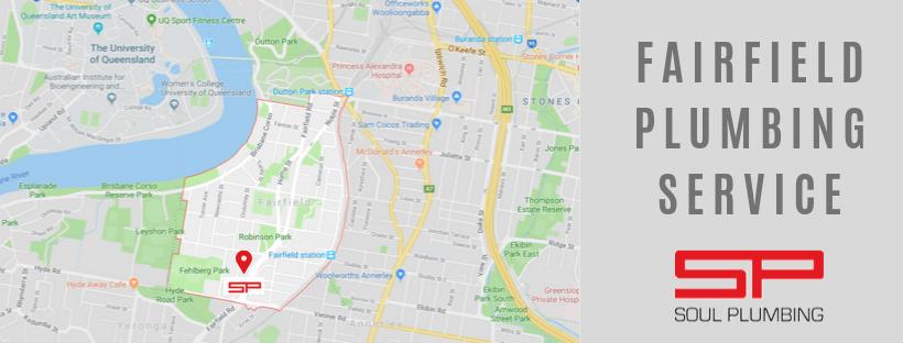 Plumber Fairfield Brisbane Services