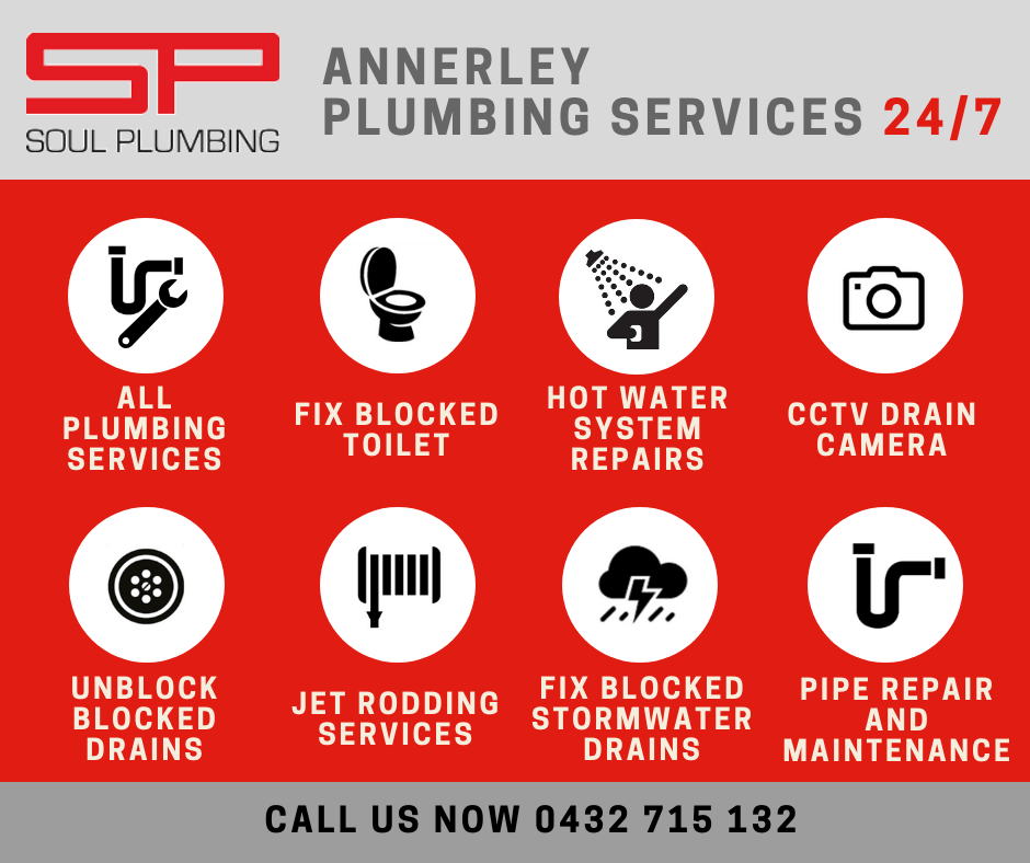 Annerley Plumber Services infographic
