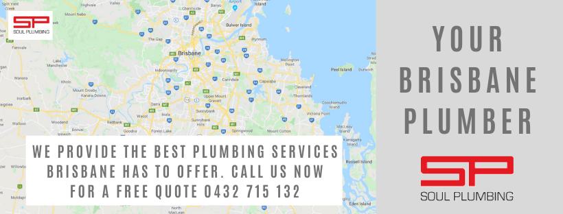 Brisbane Plumber Services Map