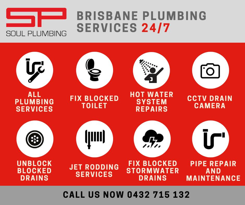 Plumber Brisbane Services