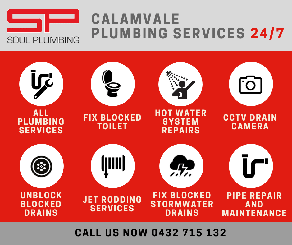 Calamvale Plumber Services