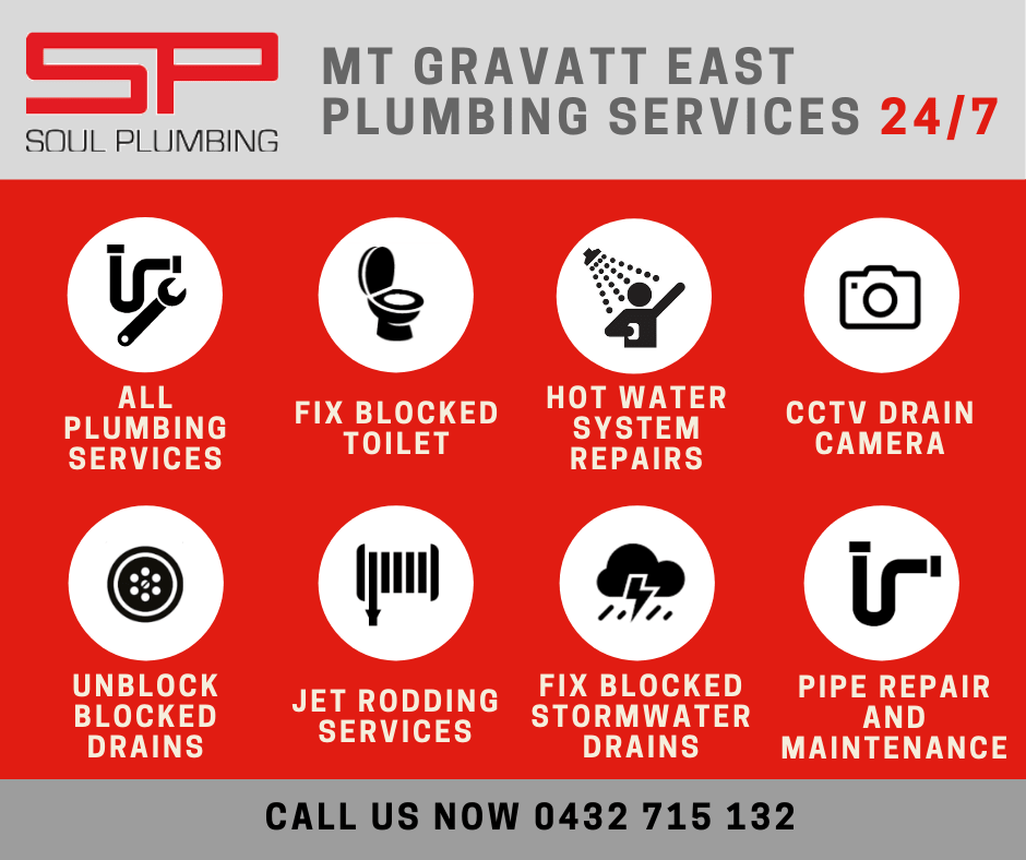 mount gravatt east plumber services