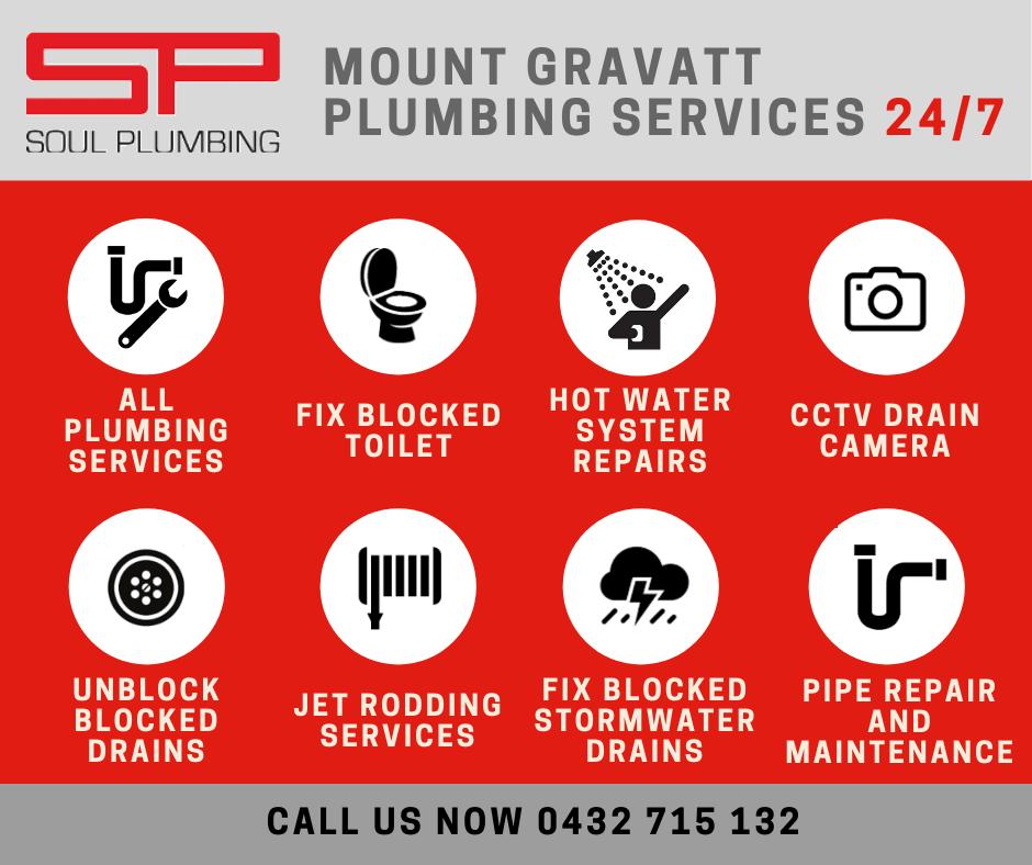 Mount Gravatt Plumber Services