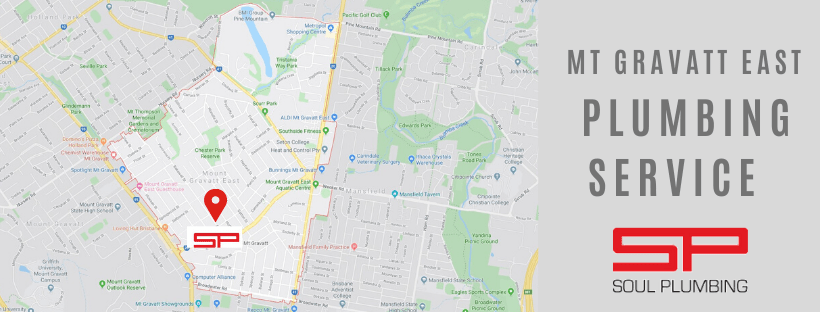 plumber mount gravatt east service map