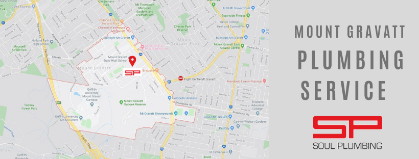 plumber mount gravatt services map