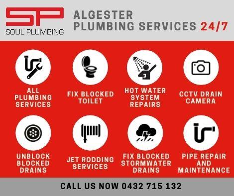 Plumber Algester Services