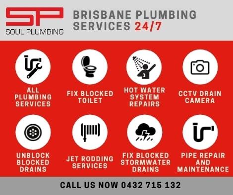 plumber brisbane near me